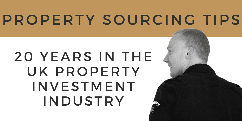 Property Sourcing Tips