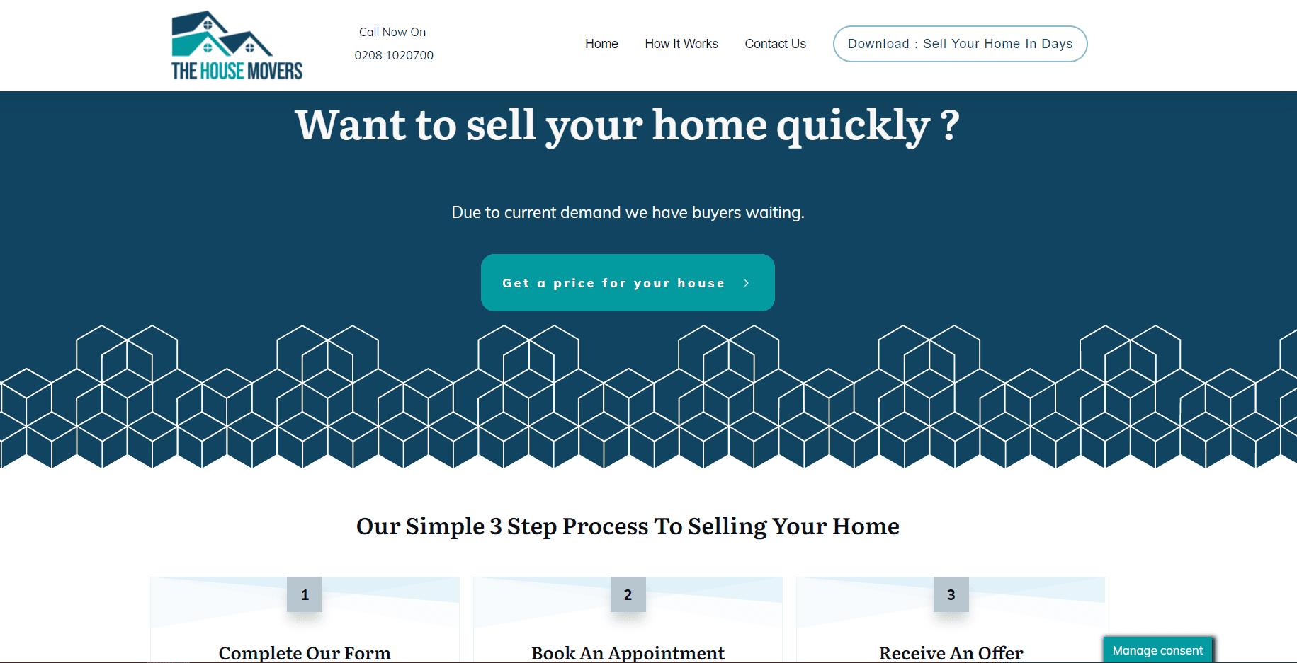 Website Design For Property Sourcers